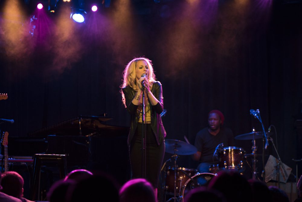 Morgan James @ Le Poisson