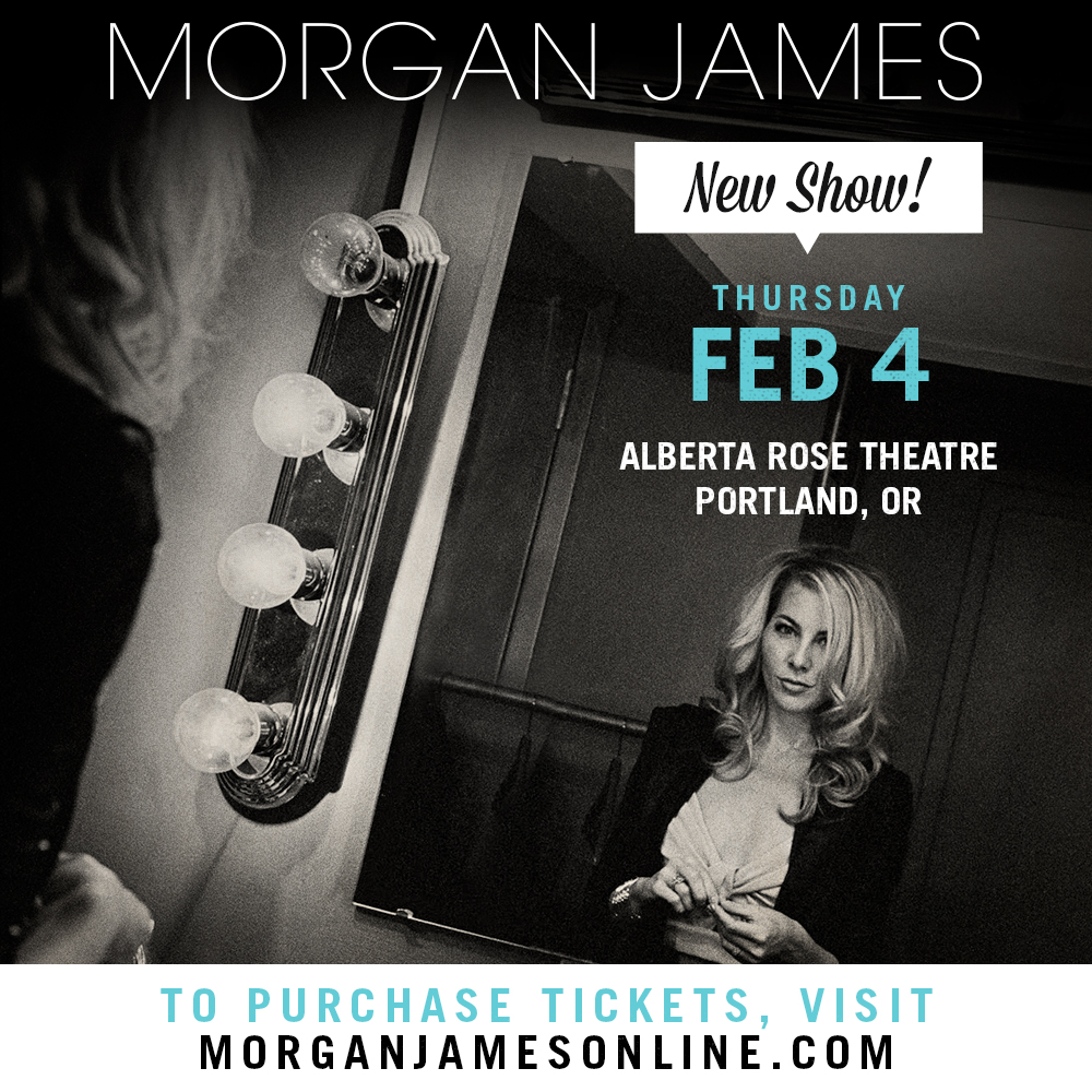 Morgan James - Porland @ Alberta Rose Theatre