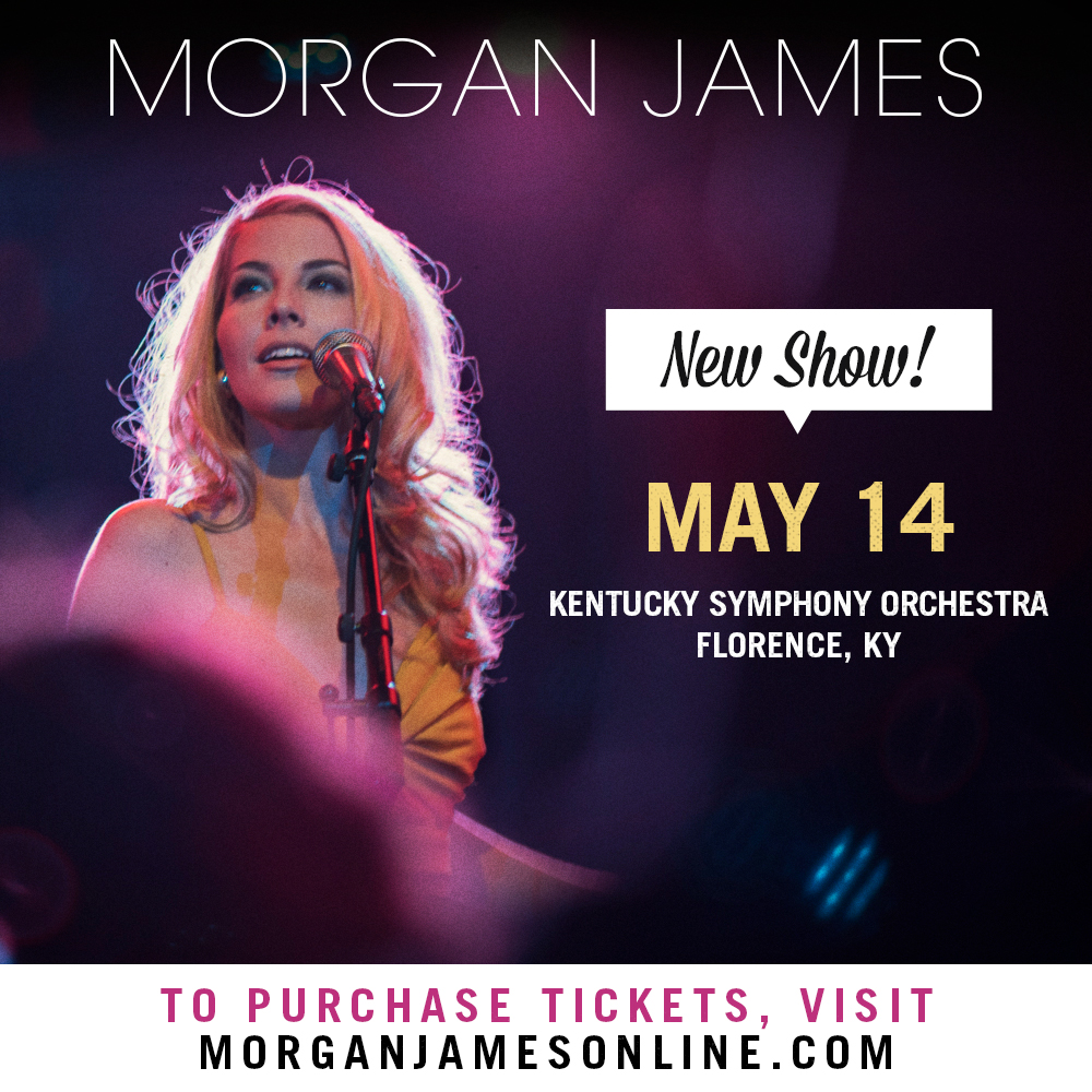 Morgan James - Florence, KY May 14