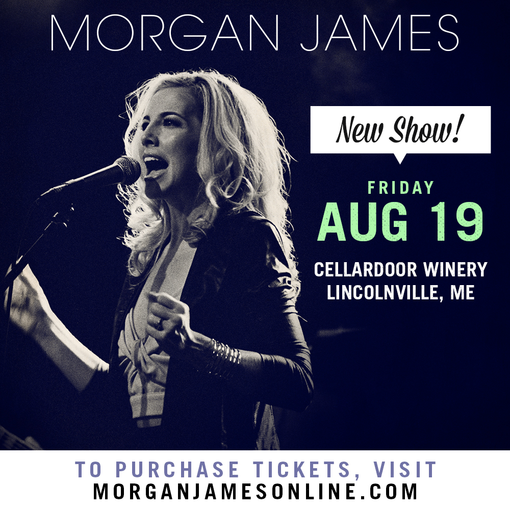 Morgan James - Lincolnville, Me 8/19