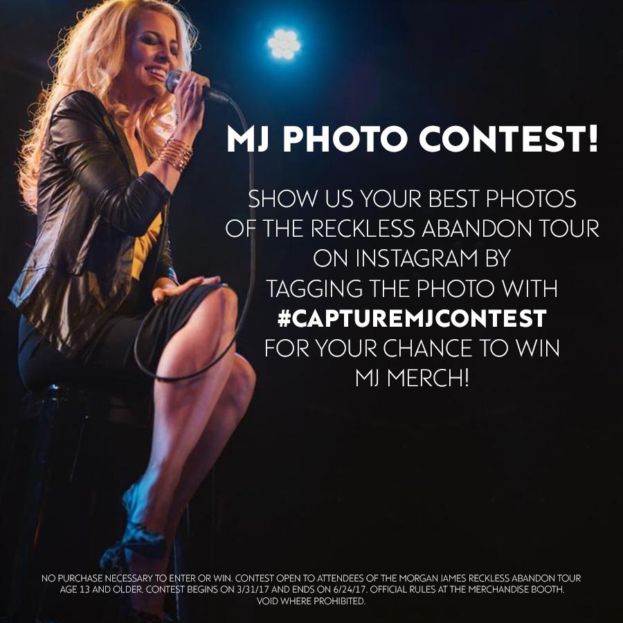 Morgan James Photo Contest